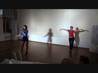 Песня/танец на вечеринке у Тиграна Петросяна.
