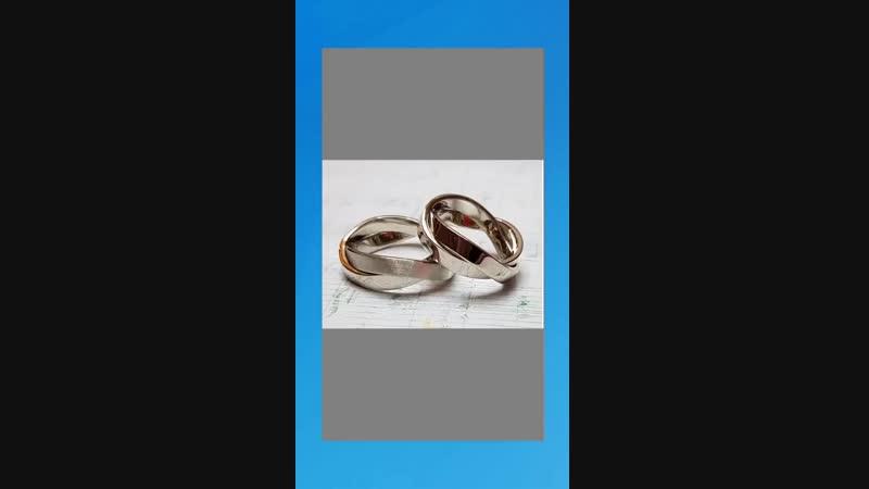 Создай свадебные кольца самостоятельно Зeлeнин и Eлкин научат