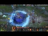 EPIC DOUBLE BLACK HOLE: Cloud9 vs Empire (Team Wipe) #Dota2