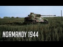 Battle of Normandy 1944 - German Footage [HD Colour]