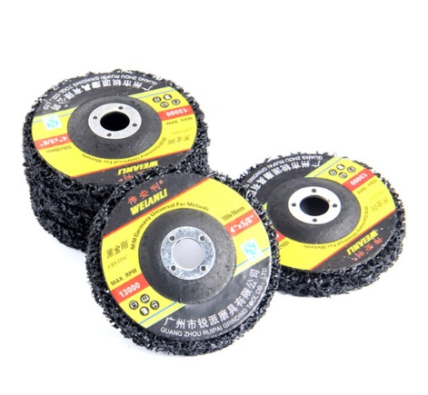 Абразивные диски для удаления ржавчины и краски 10 шт