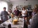 Сегодня после литургии в трапезной,отмечаем День Рождения отца Александра.С Днём Рожденья тебя поём потому что Многая и Благая л