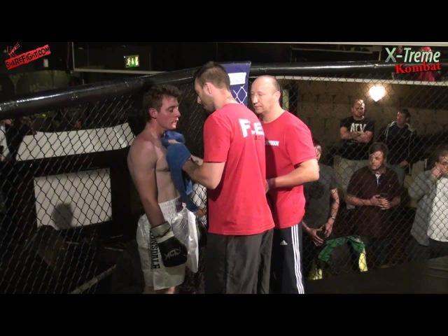 Xtreme Kombat - Ultimate Challenge - Chris Price VS Brett Wane - SHAREFIGHT