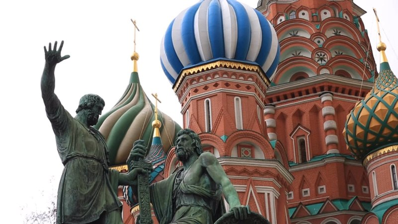 Four Seasons Moscow Luxury in Russia's Capital