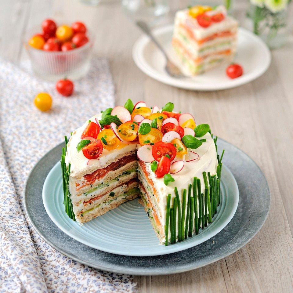 Рецепты торта к праздничному столу