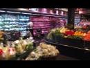 Магазин в Тайланде. Экзотические фрукты, овощи, зелень