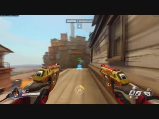 Tracer trick junkertown