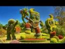 Цветочные скульптуры 1