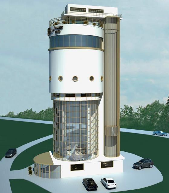 История Белой Башни в Екатеринбурге