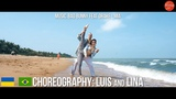 Bad Bunny feat Drake - MIA Choreography by Luis and Lina