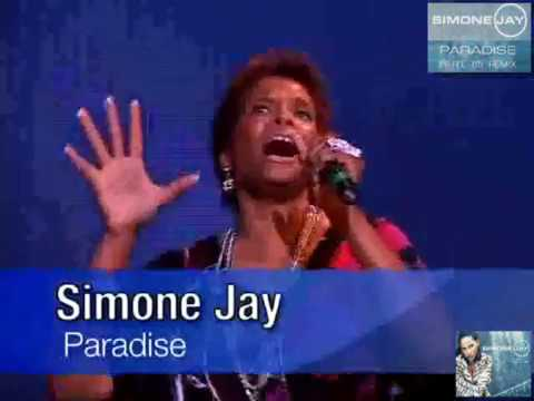 SIMONE JAY - PARADISE (EIFFEL 65 REMIX) (LIVE AT MISS BRASIL USA 2010)