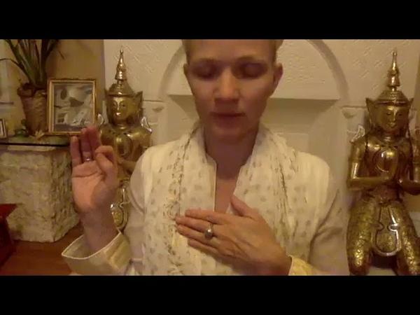 Медитация для нейтрального ума с Маханкирн Каур Кхальса