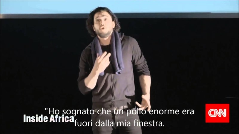 Goodness performed by Kit Harington for The Childrens Monologue [ SUB ITA ] | 2015