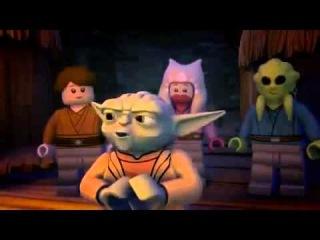 Лего Звёздные Войны: Хроники Йоды Эпизод 3: Атака Джедаев [Английская Версия]