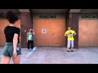 "���� ������� �������� ���� ���� (dance tutorial) �� �������� ""��� ������ -5"""