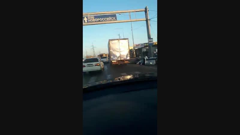 Авария в Афипской.