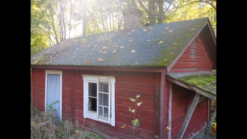 Hankalahdentie_heinästie,Espoo Deserted houses,Finland UE-11