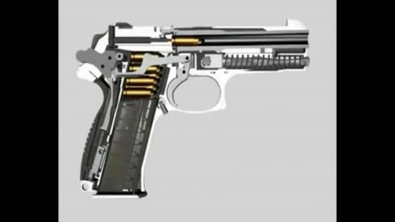 Пистолет Ярыгина МР 443 Грач