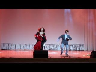 Comedy Bellydance-Arabika,Penza. Anna Verhoglyadova and Hozina Anna GOLD OF BELLYDANCE OFFICIAL page