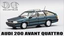 Audi 200 Avant Quattro 20V DNA Collectibles Обзор масштабной модели 1 43 от нового производителя