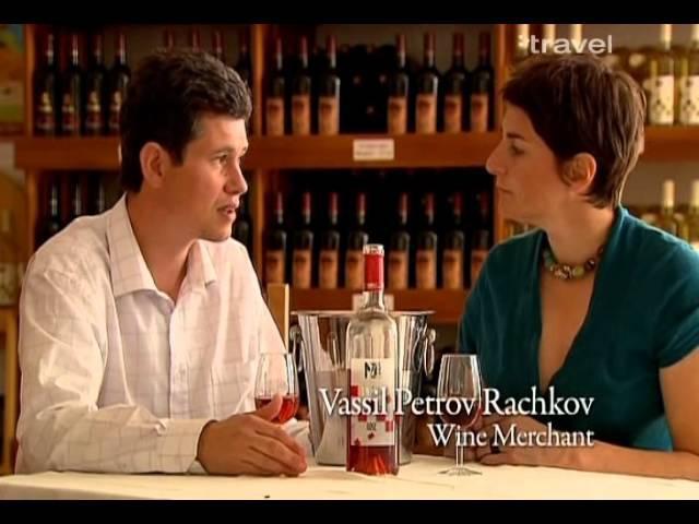 Путешествия по местам виноделия 3 Болгария