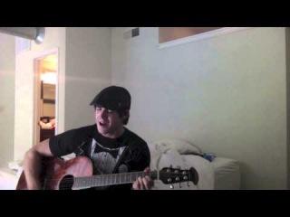 Стивен поет песню Oasis - wonderwall