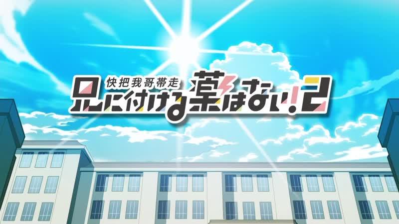 22 В случае с братом медицина бессильна! 2 [ТВ-2] / Ani ni Tsukeru Kusuri wa Nai! 2 [Persona99 Дмитрий Леманн.GSG]