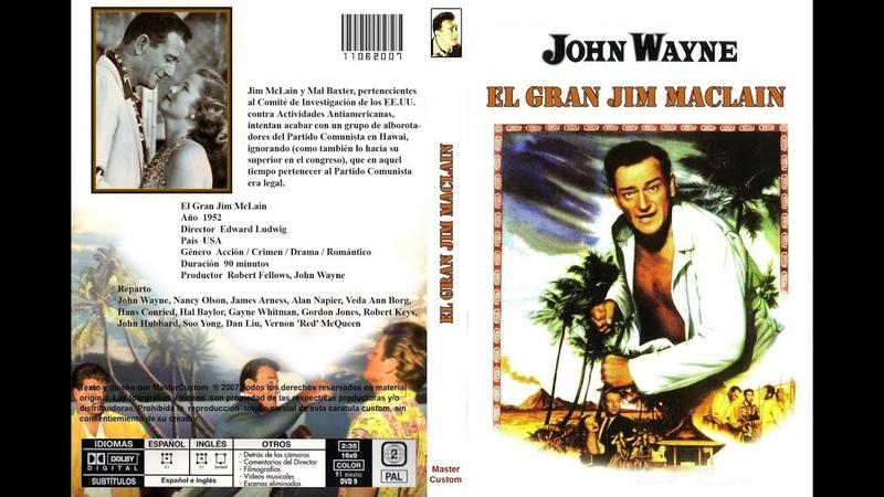 Grandes Clasicos en B/N::El Gran Jim McLain *1952*