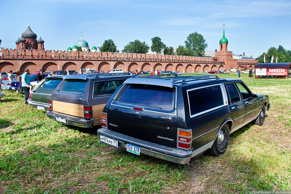 Chevrolet Caprice Classic Wagon 1989 from Russia Bxw7fSEz2TY