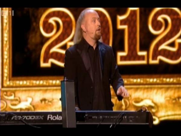 Bill Bailey Performing at The Royal Variety Performance 2012