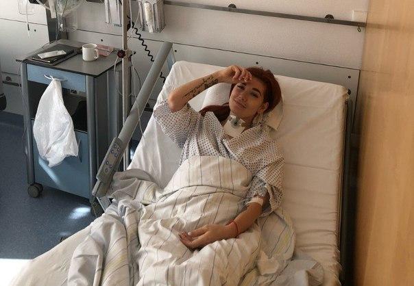 Участница «Битвы экстрасенсов» Николь Кузнецова перенесла операцию в Германии