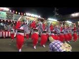 Наруто Ава Одори 2013 - фестивалей танца в Японии