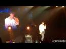 27.12.2014 Re:Minho 2014 Global Tour в Бангкоке - Ли Мин Хо поет песню My Everything