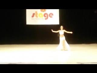 1st Place Of Stage Festival Professional Category 2016 Ukraine-Lólé Alicia Aziz 22165
