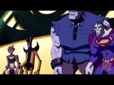 «Лига Справедливости: В ловушке времени» (2014): Фрагмент