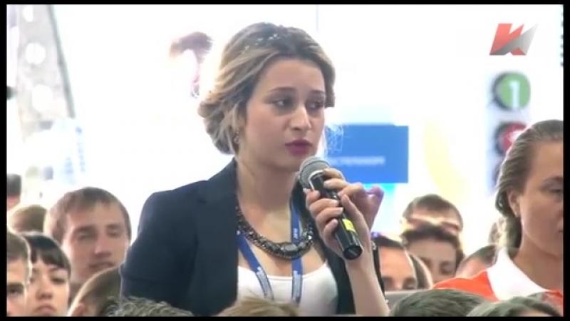 Выступление Г.А.Зюганова на открытой дискуссии Территория смыслов ЛИВНЫ Документальное кино