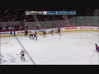 NHL Regular Season 2018-19  Vegas Golden Knights-Montréal Canadiens