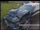 В страшной аварии в Братске погиб водитель такси