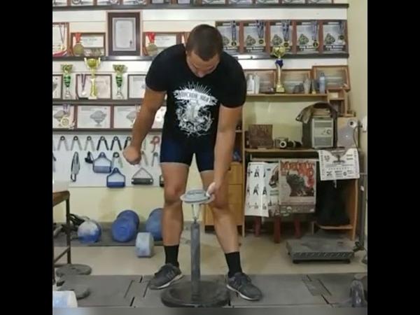 Vitaliy Bobyrev CRAB4 🤙LIFT - 13,25 kg (RH;LH)