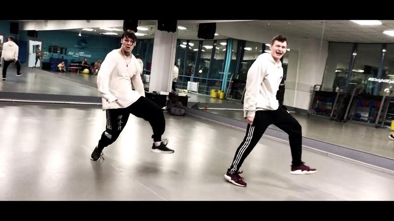 CALI Взять взять Танец NILETTO и Егор Хлебников