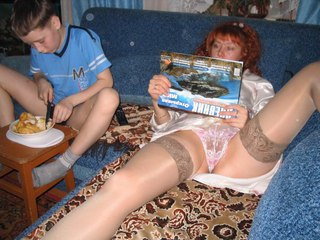 сын и мама голые фото
