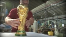 FIFA World Cup Trophy Engraving
