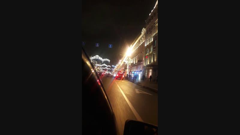 Красота на Невском 😗