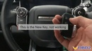 JLR IMMO Add New Smart Key for Land Rover 2015