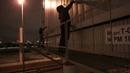 Koyil x Weck Night graffiti bombing on billboards
