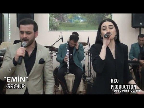 Zeyneb Heseni Elsad Ezizli - Popuri Salyan ( Samur Beyin toyu ) Yeni 2018