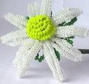 Цветы из бисера 93 фотографии ВКонтакте.