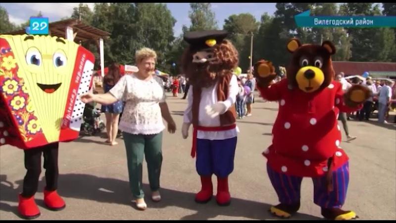 07.08.2018 День села в Ильинско-Подомском
