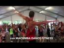 Macumba Dance Fitness Master Trainer Gianluca Mondofitness Rome