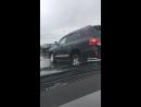 Воркута 24 видео с места дтп на кольце